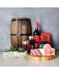 Fairbank Wine & Cheese Basket