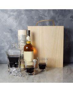 Liquor & Decanter Crate