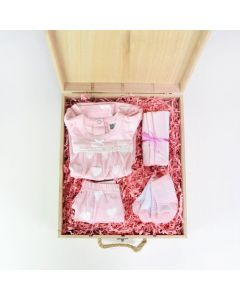 Girl's Arrival Crate