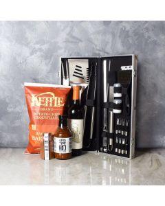 Wine & BBQ Gift Set