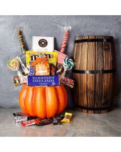 Sweet Halloween Gift Basket
