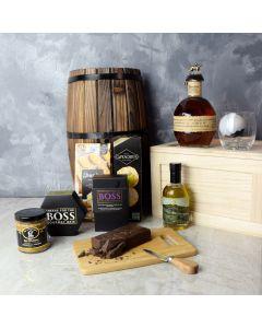 Like A Boss Liquor Gift Basket, liquor gift baskets, gourmet gift baskets, gift baskets