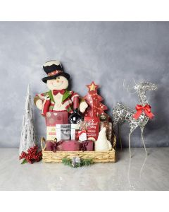 Rosedale Holiday Gift Set, wine gift baskets, gourmet gifts, gifts