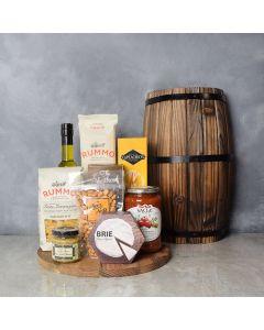 Pasta Puttanesca Gift Set, gourmet gift baskets, gift baskets, gourmet gifts