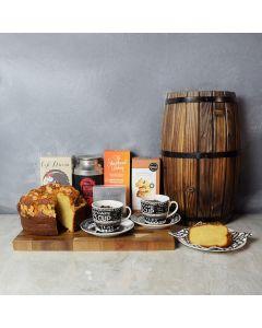 Gourmet Coffee & Cookies Gift Set, gourmet gift baskets, gift baskets, gourmet gifts