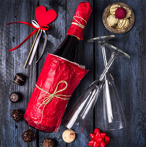 Our Champagne & Chocolate Gift Ideas for Mom & Dad