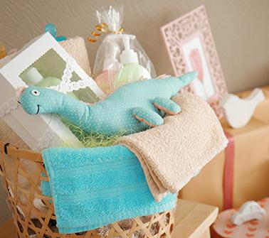 Custom Baby Gift Baskets Delivered to Philadelphia