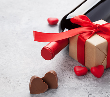Wine& Chocolate Gift Baskets Delivered to Philadelphia