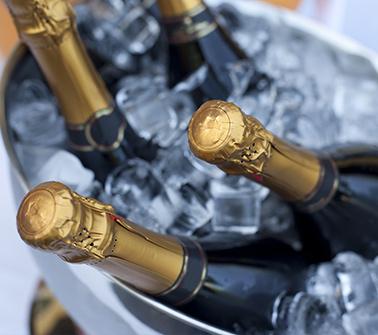 Champagne Gift Baskets Delivered to Philadelphia