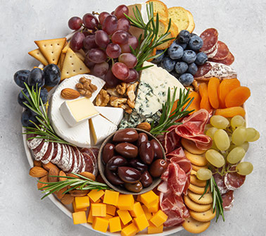 Cheese & Charcuterie Gift Baskets Delivered to Philadelphia