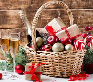 Christmas Gift Baskets Delivered to Philadelphia