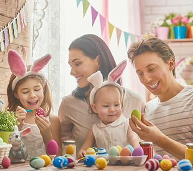 Easter  Gift Baskets Delivered to Philadelphia