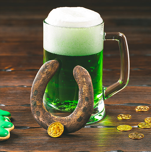 Our St.Patrick's Day Gift Ideas for Mom & Dad